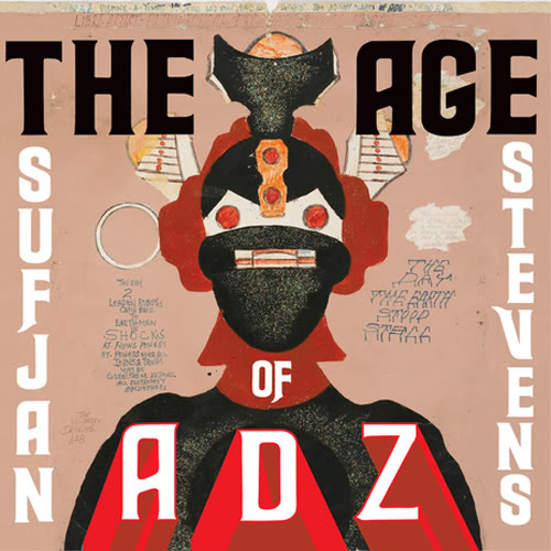 Sufjan Stevens (2010) The Age of ADZ
