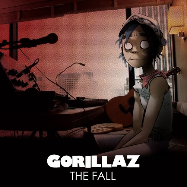 Gorillaz (2010) The Fall