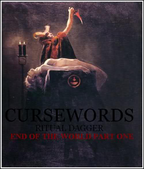 Cursewords (2011) The End of the World Part One (The Ritual Dagger)