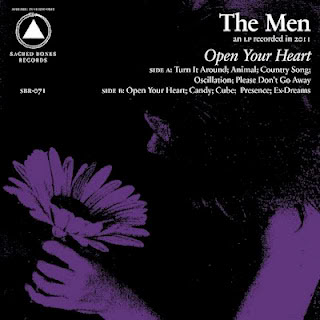 The Men (2012) Open Your Heart