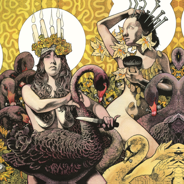 Baroness (2012) Yellow & Green