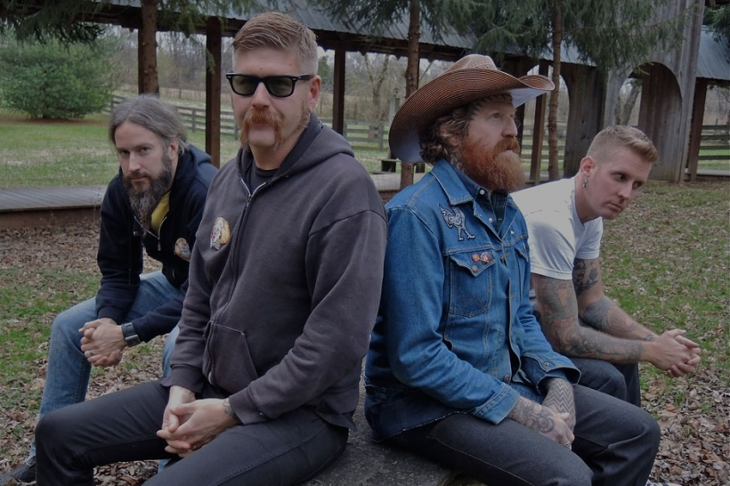 Mastodon (2014) Once More 'Round the Sun