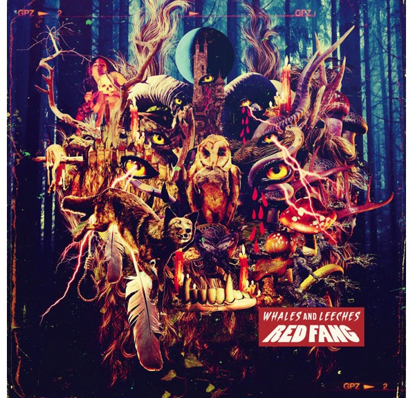 Red Fang (2013) Whales and Leeches