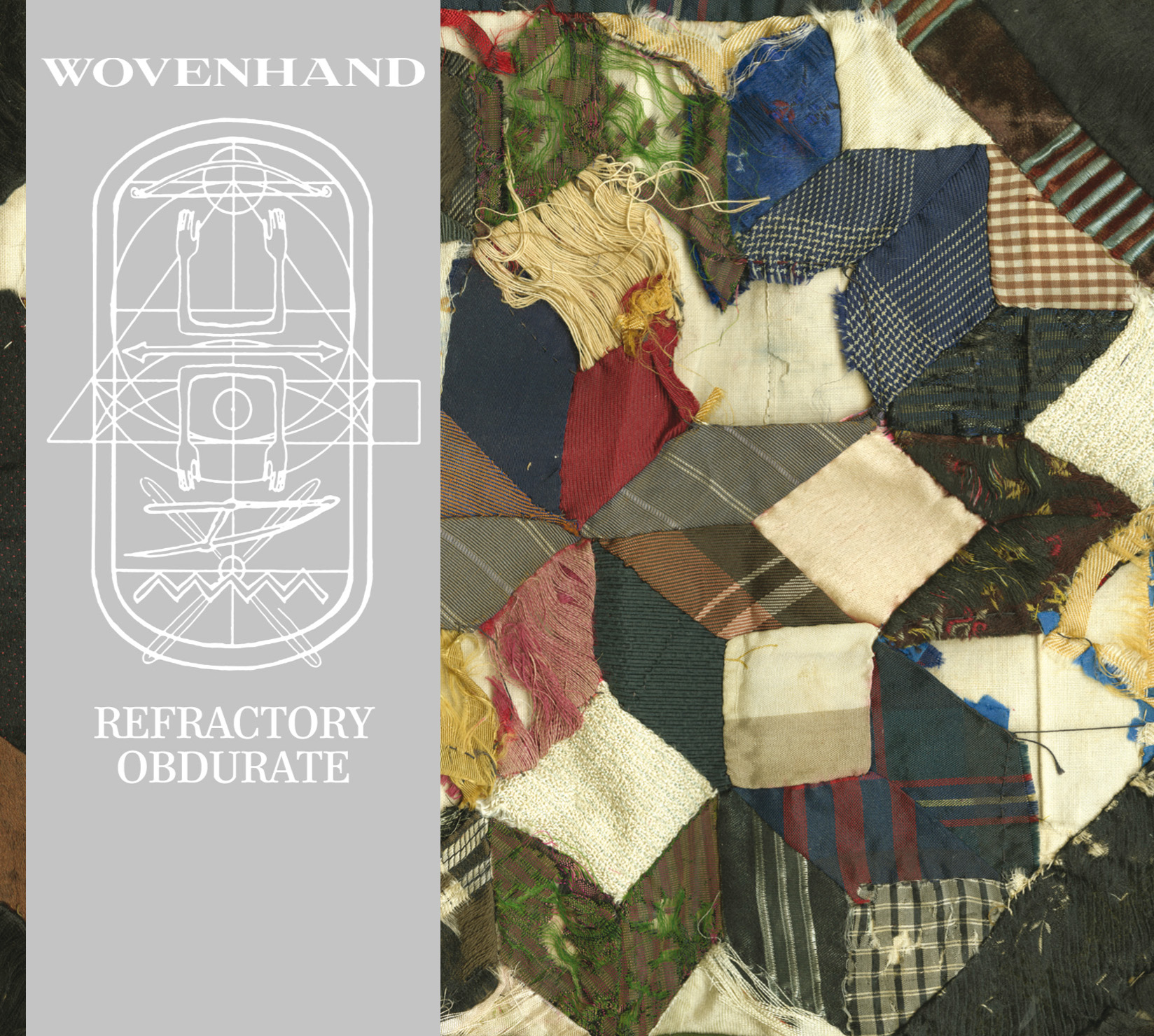 Wovenhand (2014) Refractory Obdurate