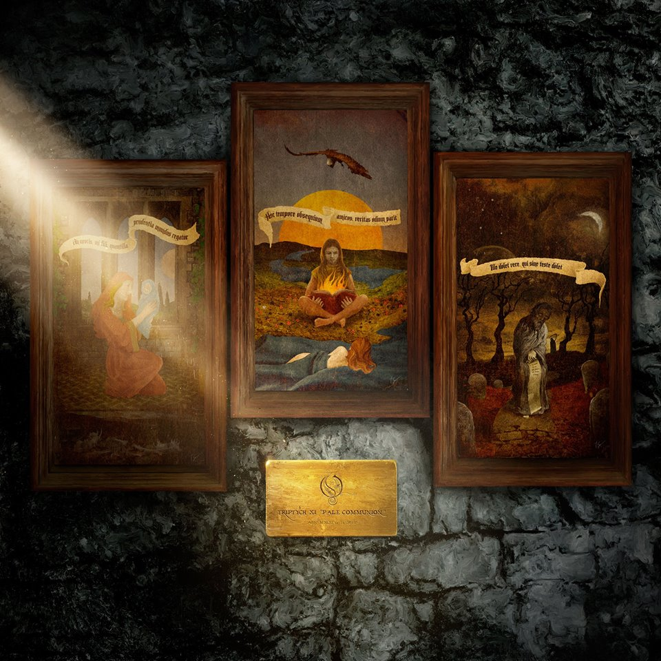 Opeth (2014) Pale Communion
