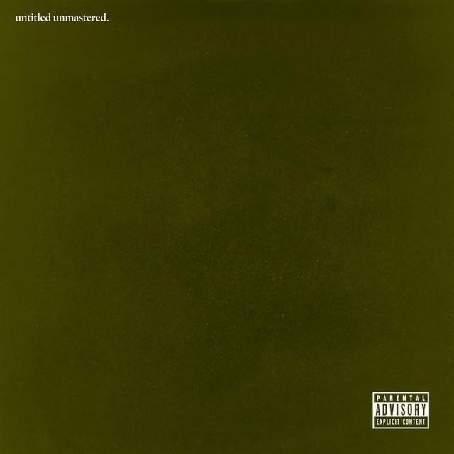 Kendrick Lamar (2016) Untitled Unmastered