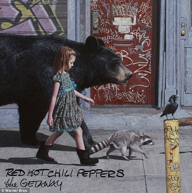 Red Hot Chili Peppers • The Getaway
