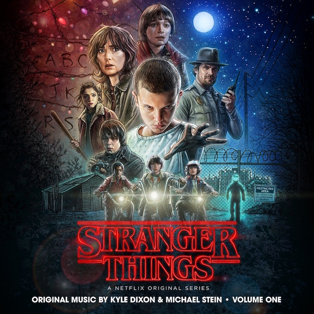 Kyle Dixon & Michael Stein – Stranger Things Vol. 1
