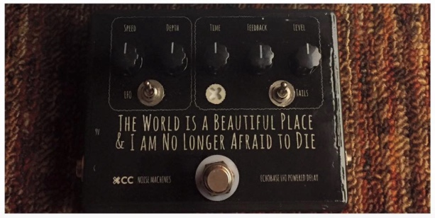 The World Is a Beautiful Place & I Am No Longer Afraid to Die – Formlessness