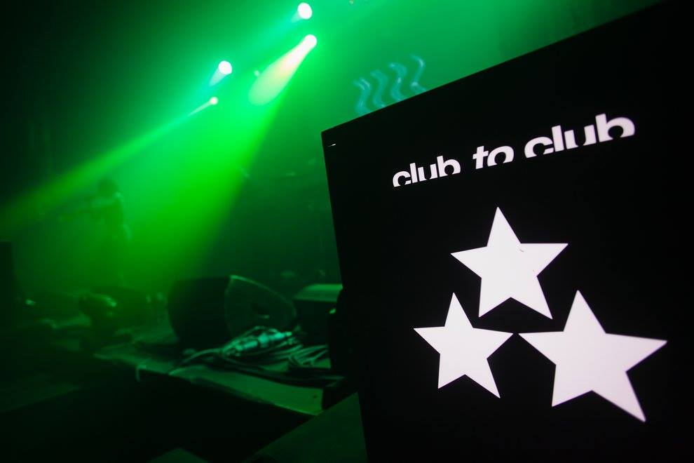 Memorie dal Futuro: Club to Club 2016