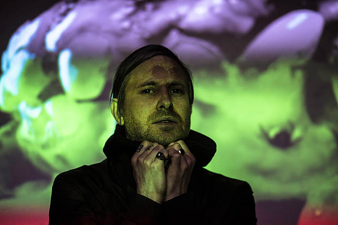 Blanck Mass – World Eater