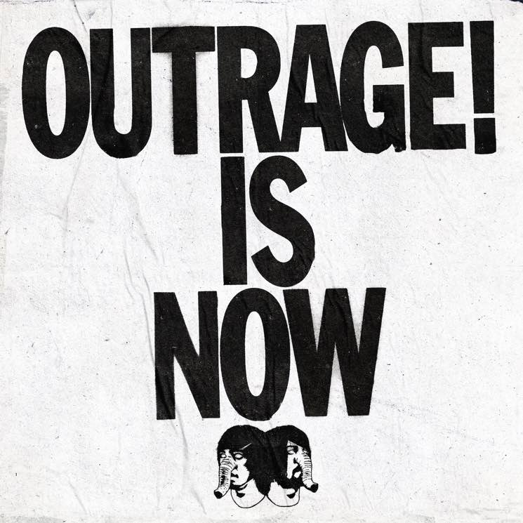 Death From Above 1979 – Outrage! Is Now