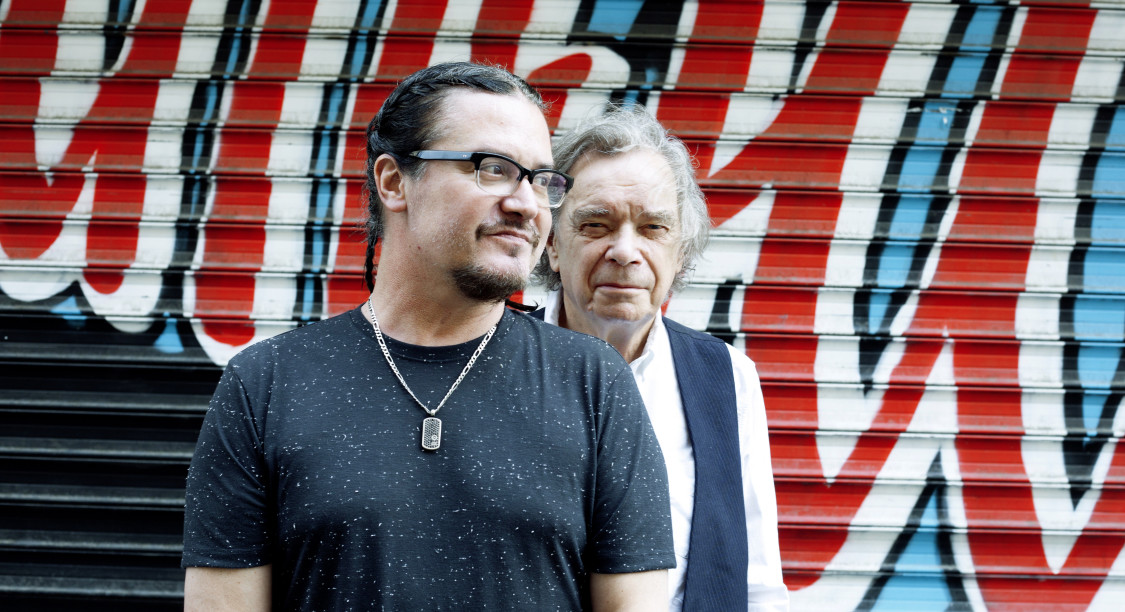 Mike Patton and Jean-Claude Vannier – Corpse Flower