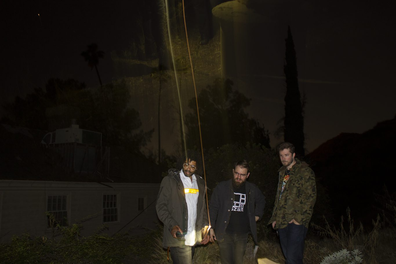 Clipping – Visions of Bodies Being Burned