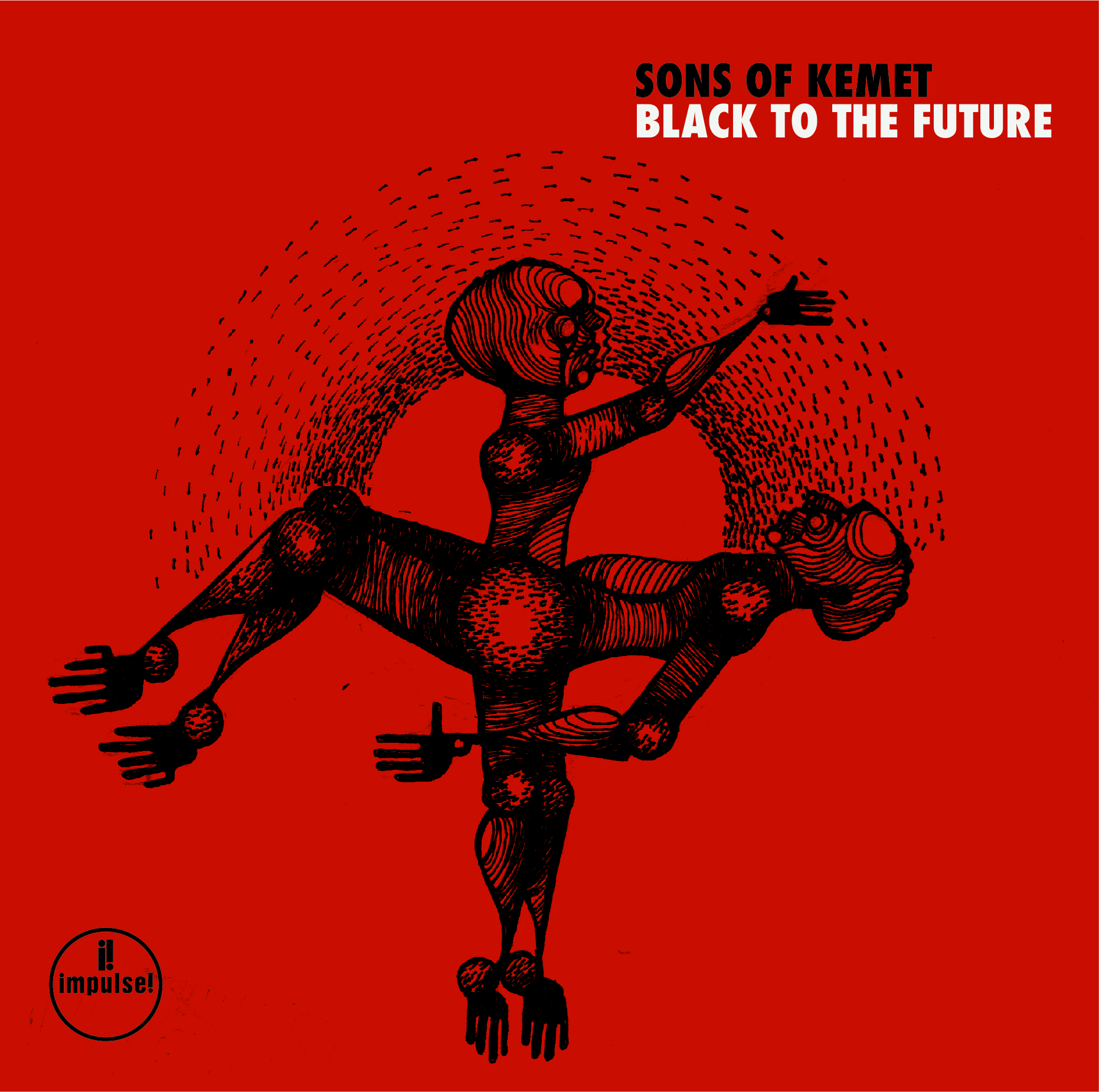 Sons of Kemet – Black to the Future